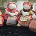 Какие куклы обереги делают из ткани
