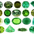 Разновидности зеленых камней