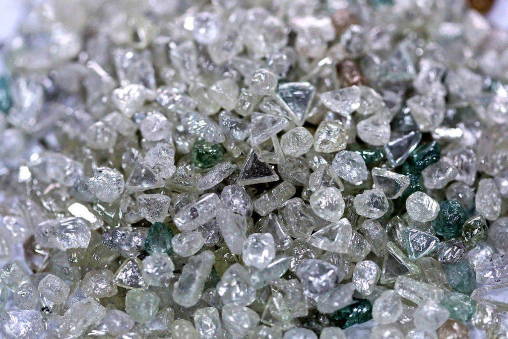 Неограненный Алмаз