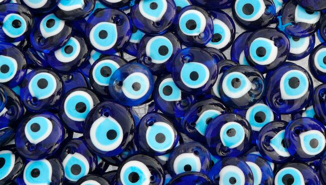 Синий глаз Фатимы
