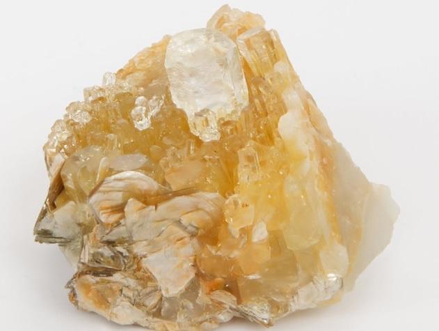 Берилл минерал