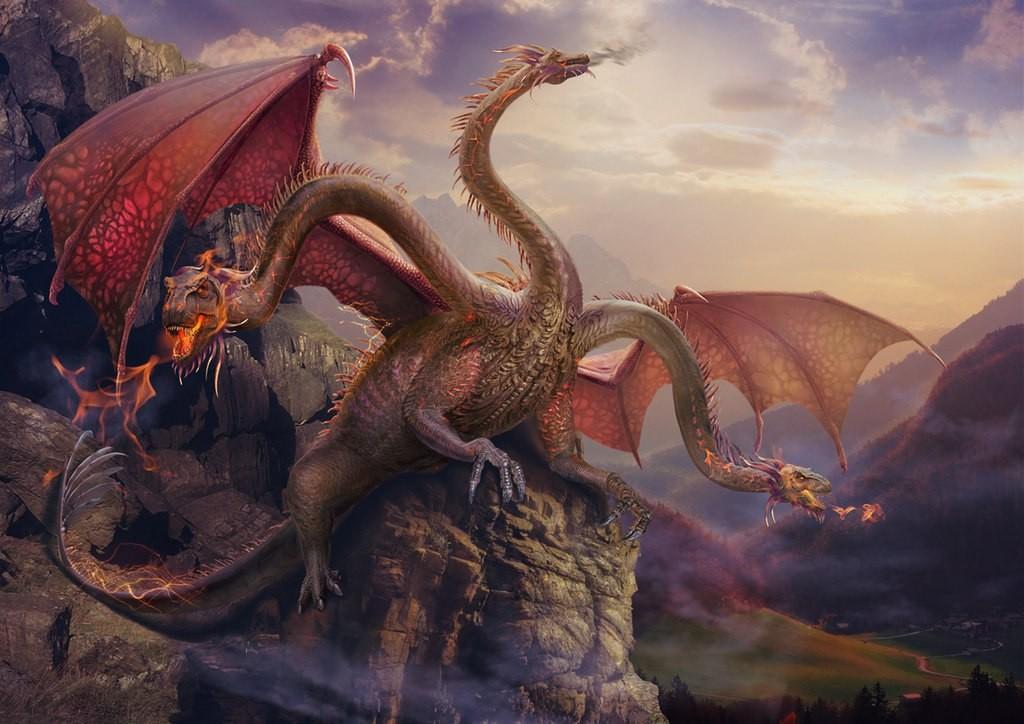 Змей горыныч в славянской мифологии