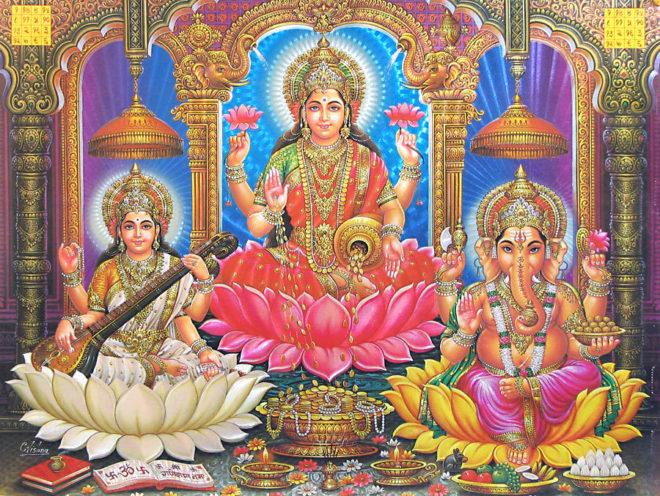 Индийские талисманы