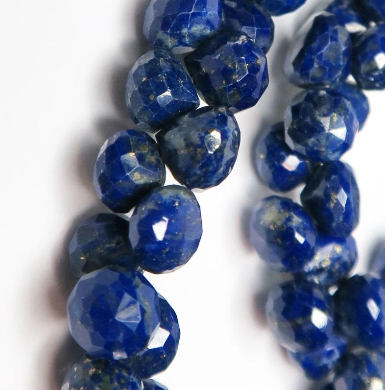 Ожерелье из лазурита