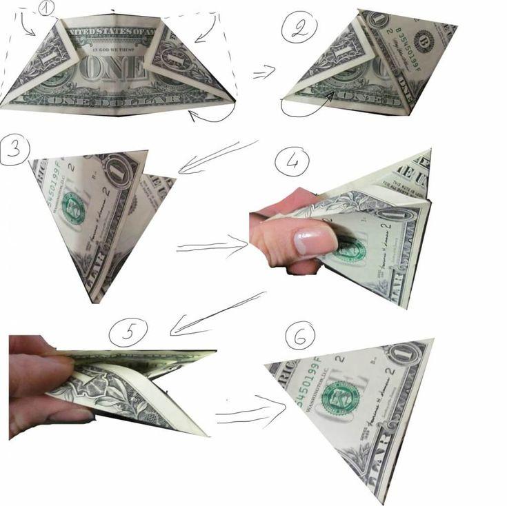 Доллар в кошелек