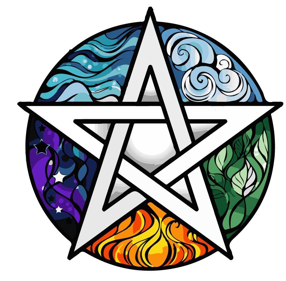 Символ пяти стихий