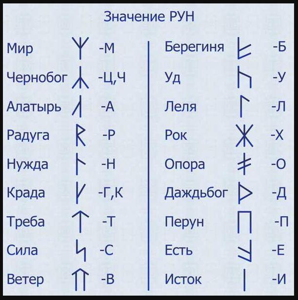Славянские