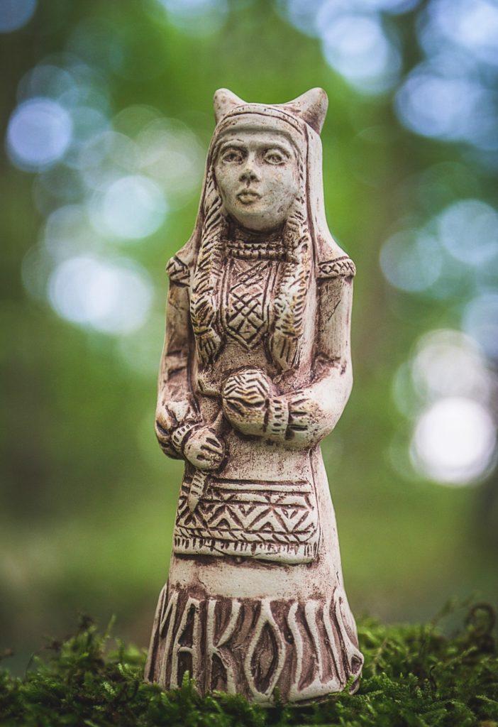 Богиня Макошь в славянской мифологии