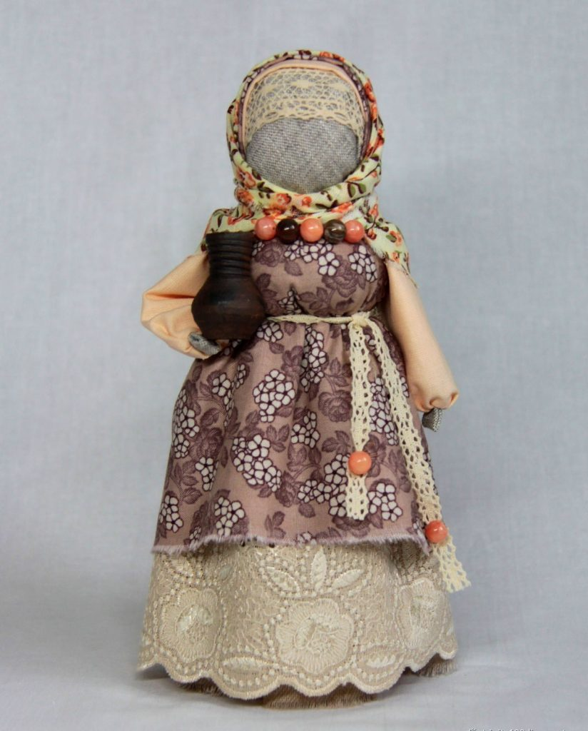 Берегиня дома кукла