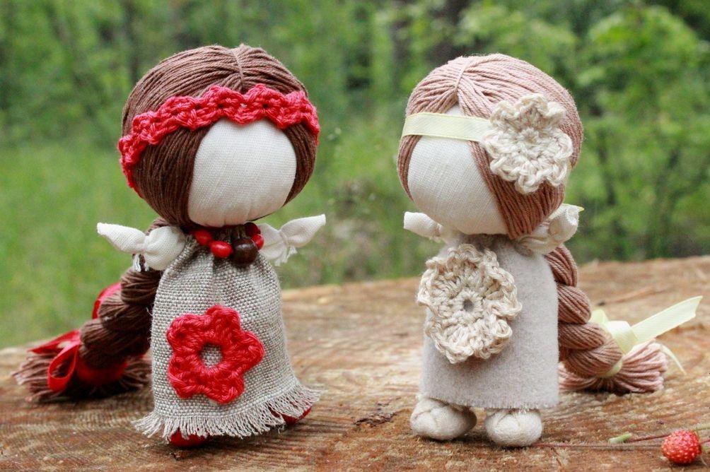 Куколки на счастье