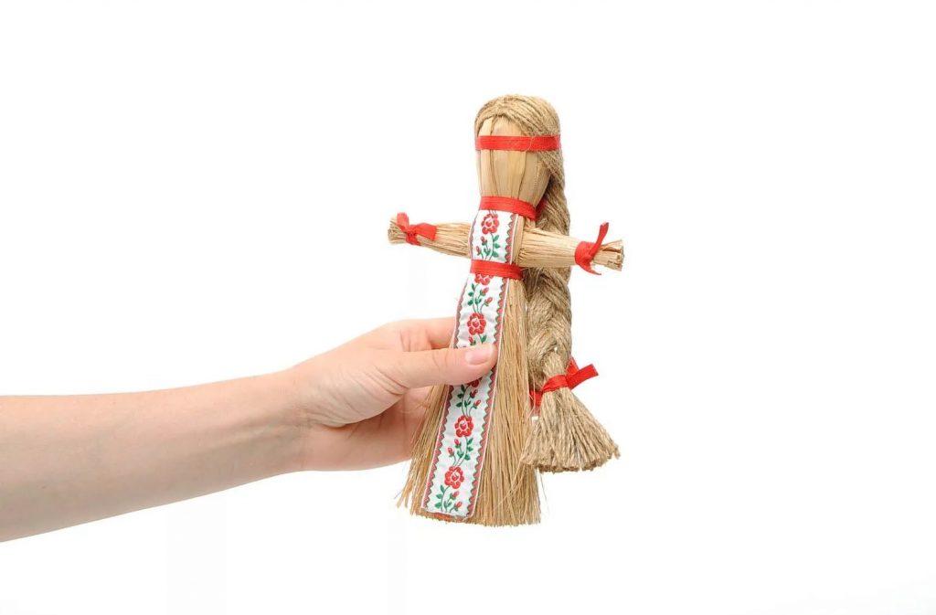 Кукла на здоровье