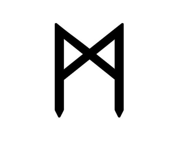 Символ манназ