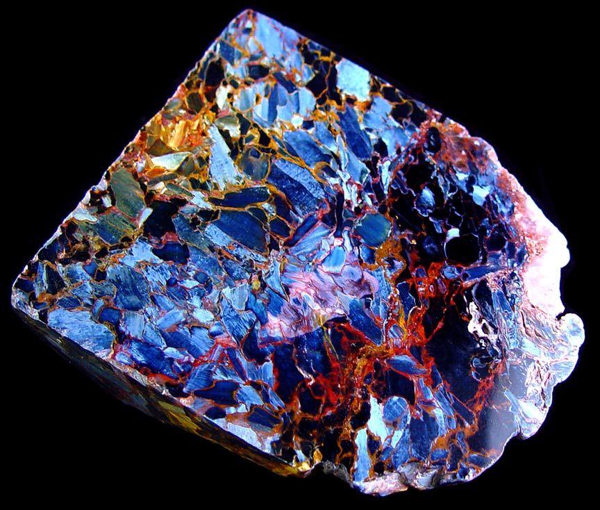 Петерсит минерал