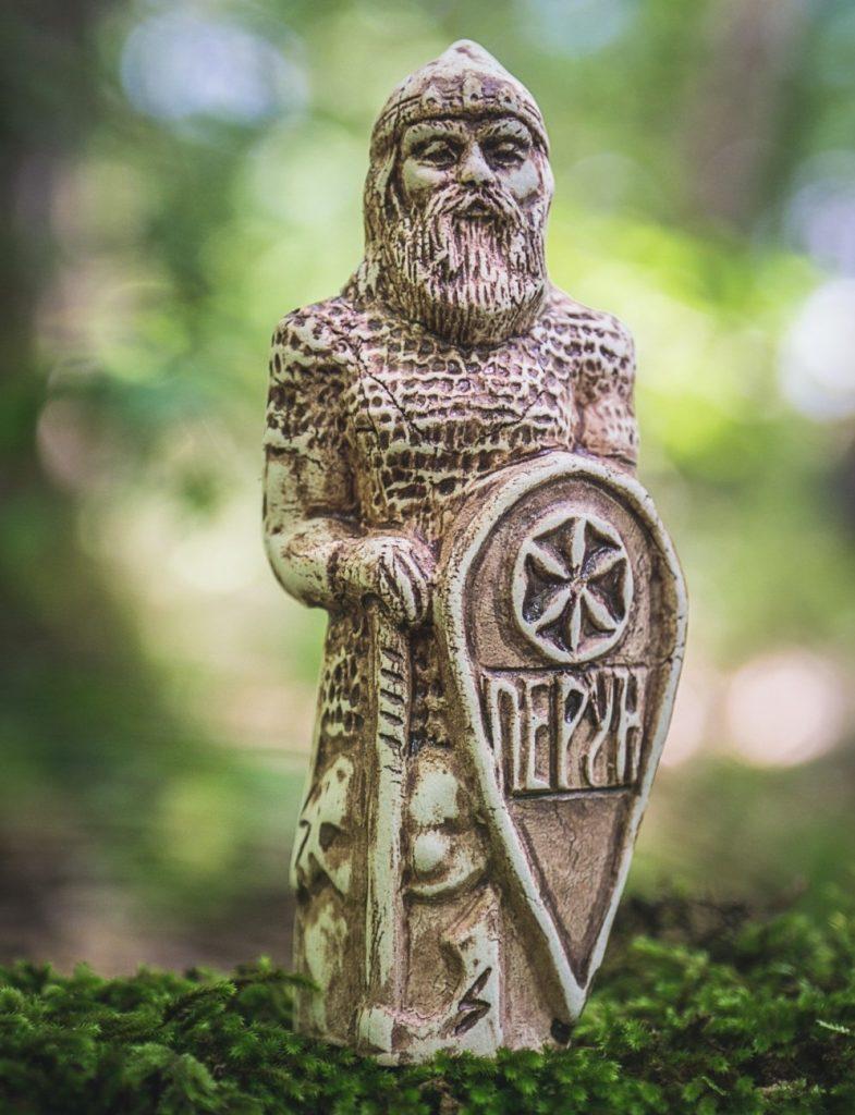 Языческий Бог Перун
