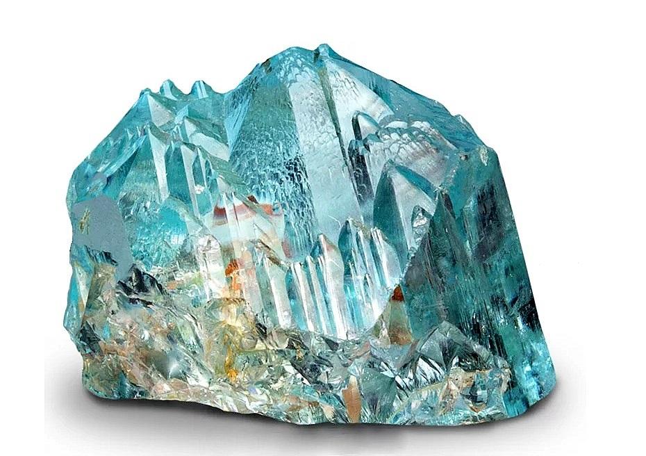 Топаз минерал