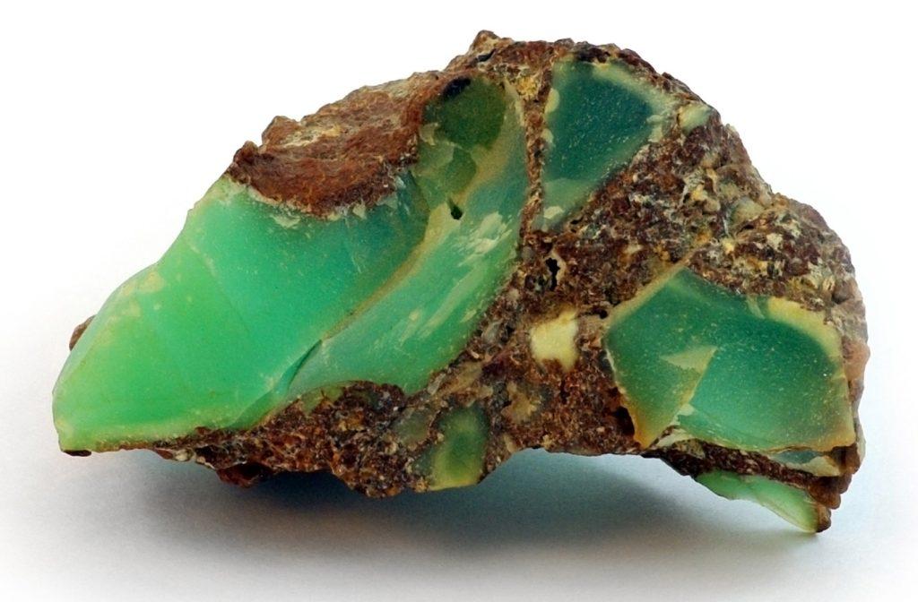 Хризопраз минерал