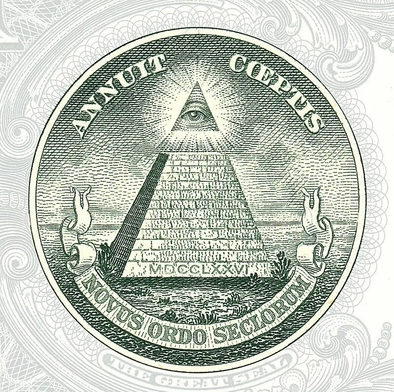 Символ на купюре
